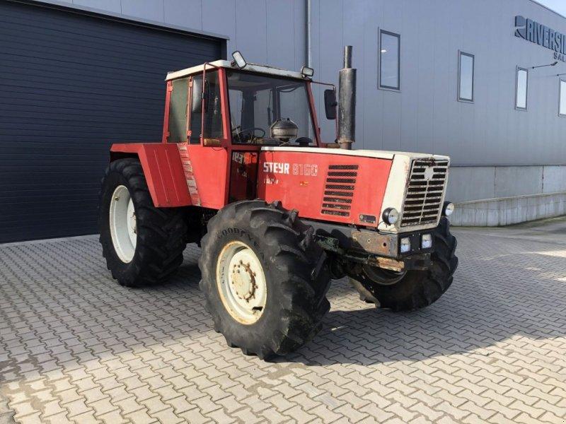 Traktor типа Steyr 8160, Gebrauchtmaschine в Beek en Donk (Фотография 1)