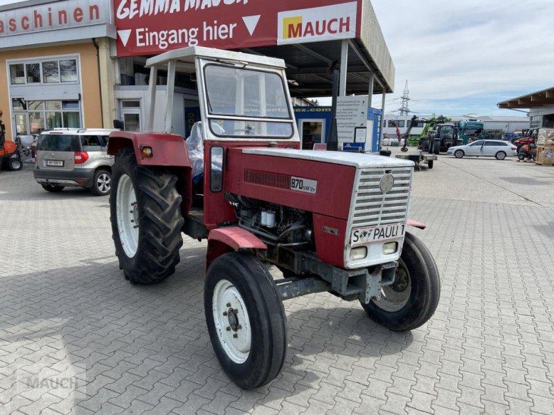 Traktor typu Steyr 870-2 mit Kabine, Gebrauchtmaschine w Burgkirchen (Zdjęcie 1)