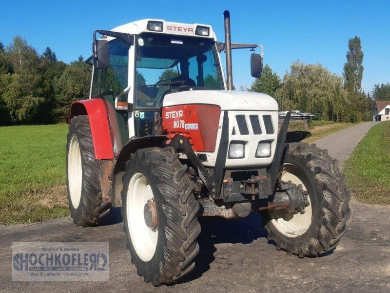 Traktor типа Steyr 9078 A T, Gebrauchtmaschine в Wies (Фотография 1)