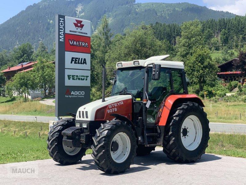 Traktor типа Steyr 9078, Gebrauchtmaschine в Eben (Фотография 1)