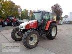 Traktor des Typs Steyr 9078 in Saarburg