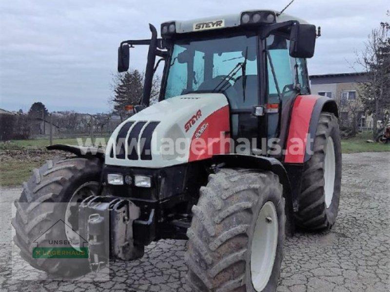 Traktor typu Steyr 9080 M, Gebrauchtmaschine w Horitschon (Zdjęcie 1)