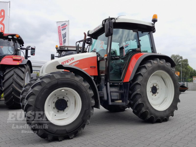 Traktor типа Steyr 9080 M, Gebrauchtmaschine в Straelen (Фотография 1)