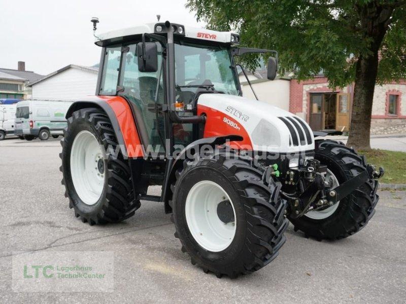 Traktor des Typs Steyr 9080 M, Gebrauchtmaschine in Kirchdorf (Bild 1)
