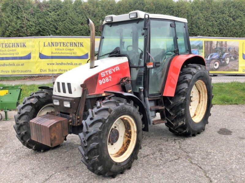 Traktor des Typs Steyr 9083 M A, Gebrauchtmaschine in Villach (Bild 2)