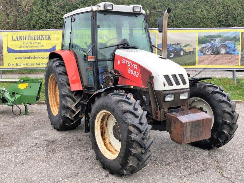 Traktor des Typs Steyr 9083 M A, Gebrauchtmaschine in Villach (Bild 1)