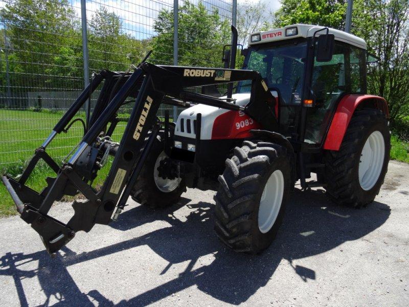 Traktor a típus Steyr 9083 M, Gebrauchtmaschine ekkor: Dingolfing (Kép 1)