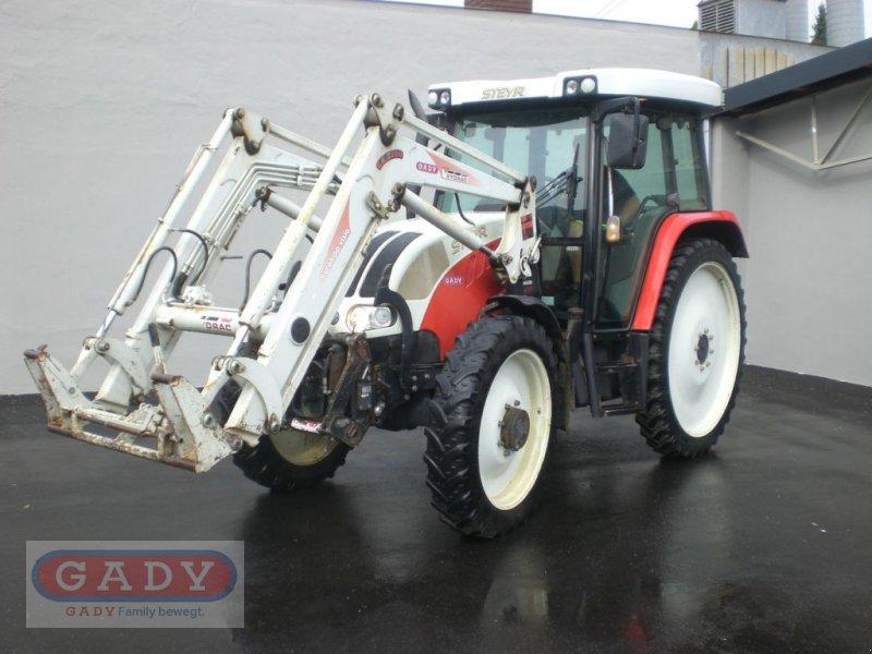 Traktor des Typs Steyr 9085 MT Basis, Gebrauchtmaschine in Lebring (Bild 1)