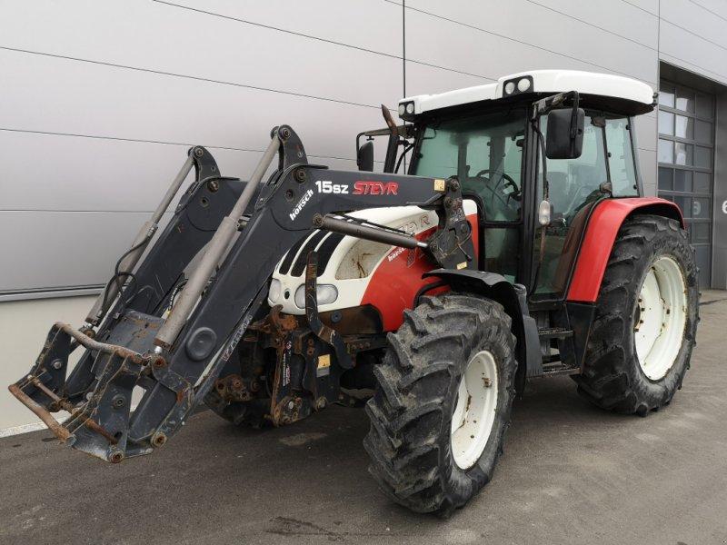Traktor des Typs Steyr 9085 MT, Gebrauchtmaschine in Ingolstadt (Bild 1)