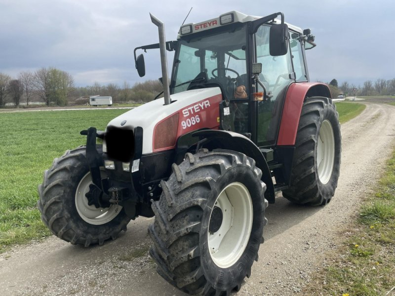 Traktor типа Steyr 9086 A, Gebrauchtmaschine в Waldkraiburg (Фотография 1)