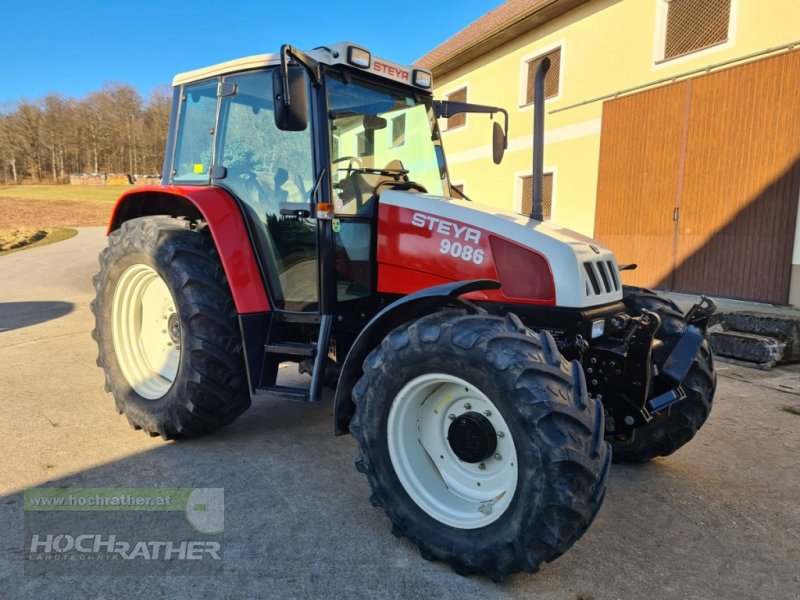 Traktor des Typs Steyr 9086 M A Profi, Gebrauchtmaschine in Kronstorf (Bild 1)