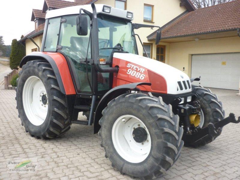Traktor des Typs Steyr 9086, Gebrauchtmaschine in 91257 Pegnitz-Bronn (Bild 1)