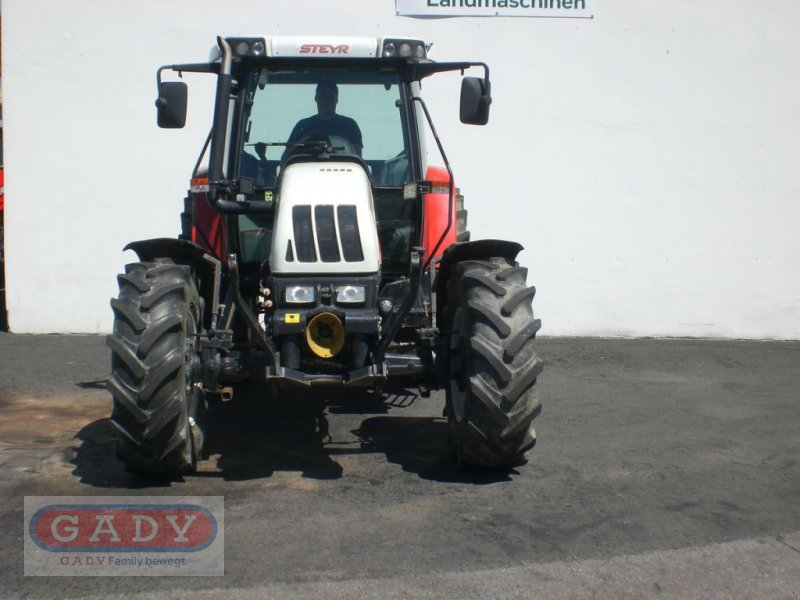 Traktor of the type Steyr 9090 M Basis, Gebrauchtmaschine in Lebring (Picture 2)