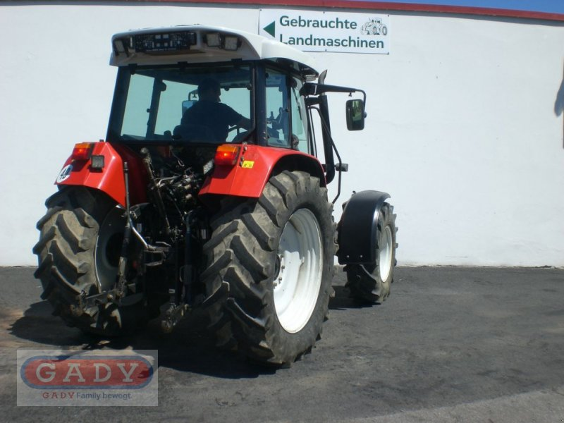 Traktor of the type Steyr 9090 M Basis, Gebrauchtmaschine in Lebring (Picture 3)