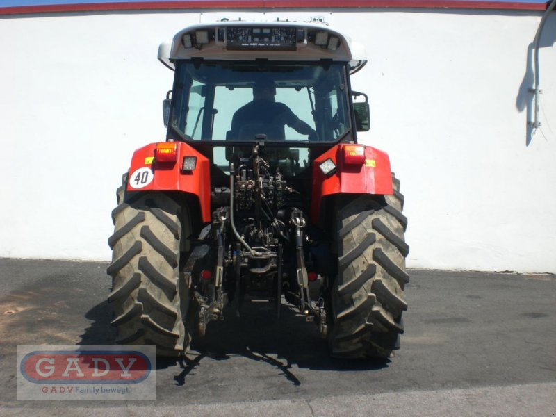 Traktor of the type Steyr 9090 M Basis, Gebrauchtmaschine in Lebring (Picture 4)