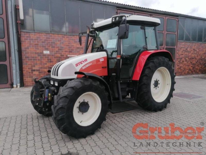 Traktor des Typs Steyr 9090 M, Gebrauchtmaschine in Ampfing (Bild 1)