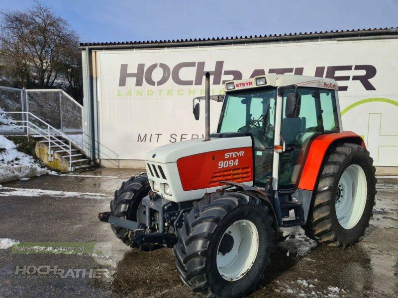 Traktor типа Steyr 9094 A T, Gebrauchtmaschine в Kronstorf (Фотография 1)