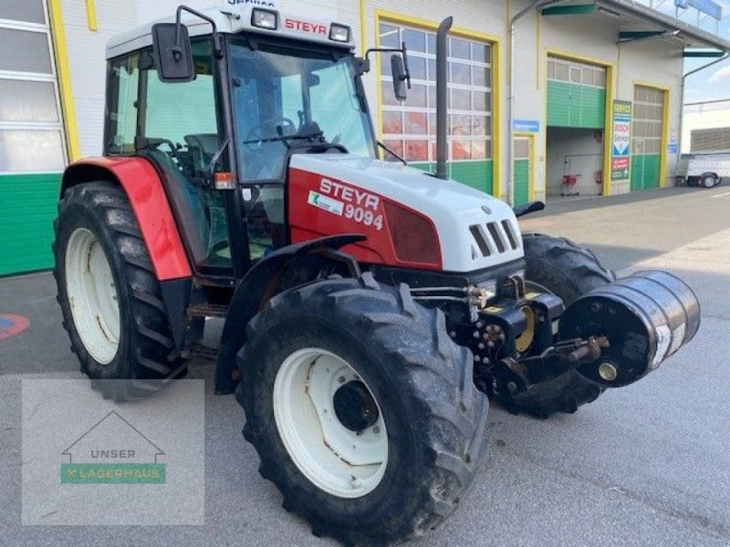 Traktor типа Steyr 9094 A, Gebrauchtmaschine в Hartberg (Фотография 1)