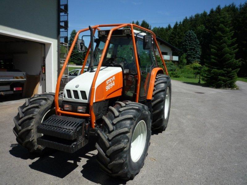 Traktor типа Steyr 9094 M, Gebrauchtmaschine в Adlwang (Фотография 1)