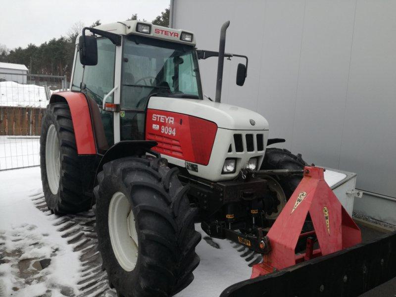 Traktor des Typs Steyr 9094, Gebrauchtmaschine in Nittenau (Bild 1)