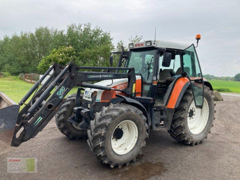 Traktor a típus Steyr 9094, Gebrauchtmaschine ekkor: Risum-Lindholm (Kép 1)