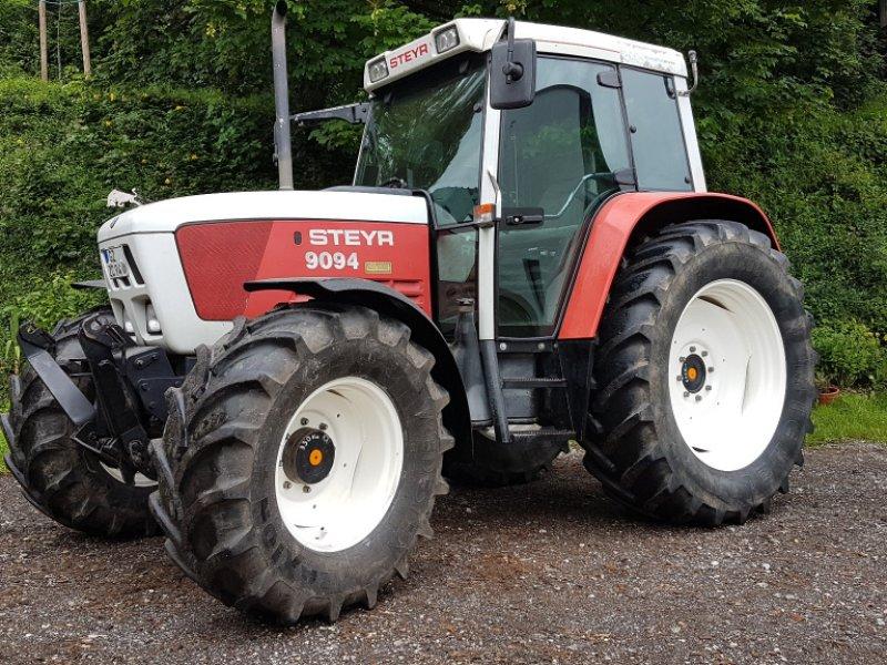 Traktor типа Steyr 9094, Gebrauchtmaschine в Offingen (Фотография 1)