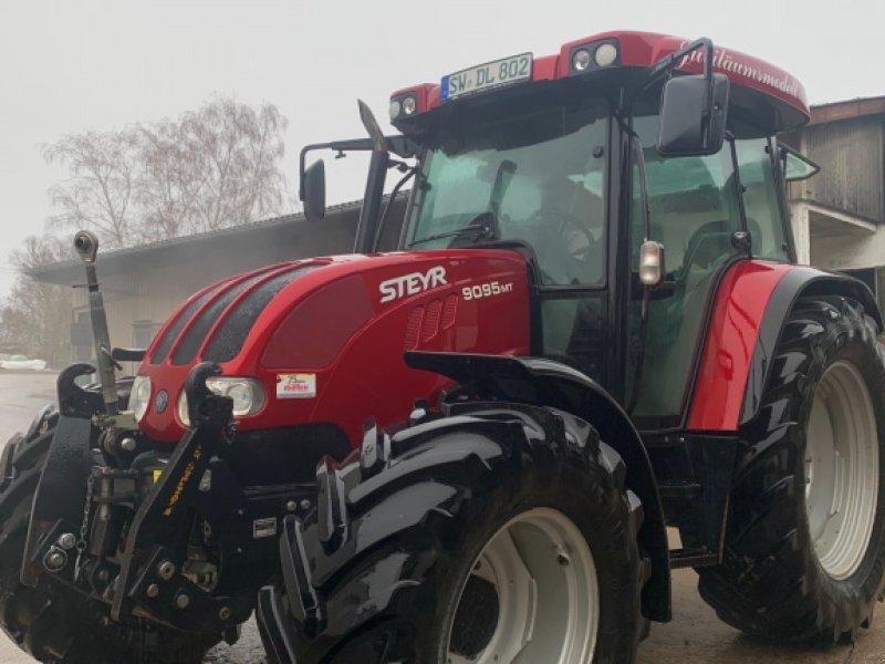 Traktor des Typs Steyr 9095 MT, Gebrauchtmaschine in Niederwerrn (Bild 1)