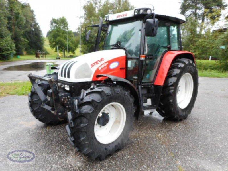 Traktor des Typs Steyr 9100 M Komfort, Gebrauchtmaschine in Münzkirchen (Bild 1)