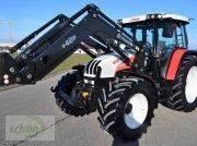 Steyr 9100 M mit einer Topausstattung !!!! aber reparaturbedürftig - 9100M Traktor