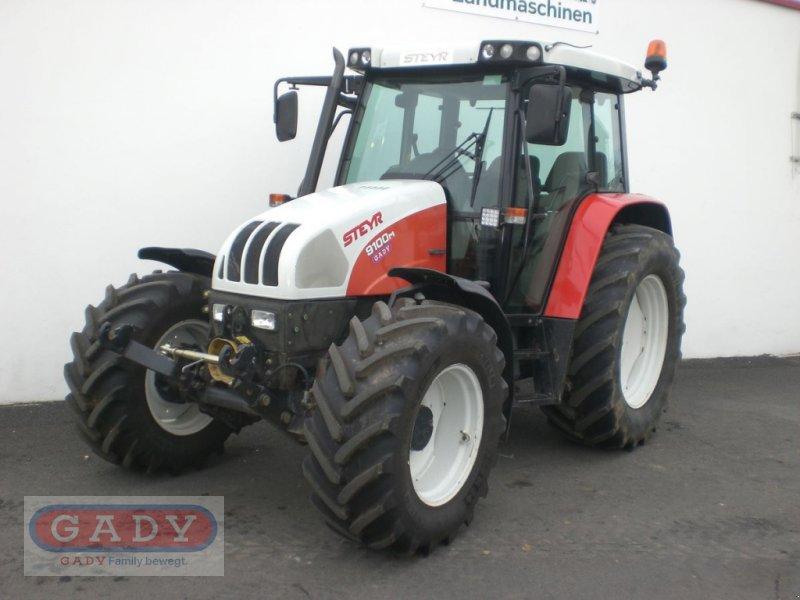 Traktor des Typs Steyr 9100 M Profi, Gebrauchtmaschine in Lebring (Bild 1)