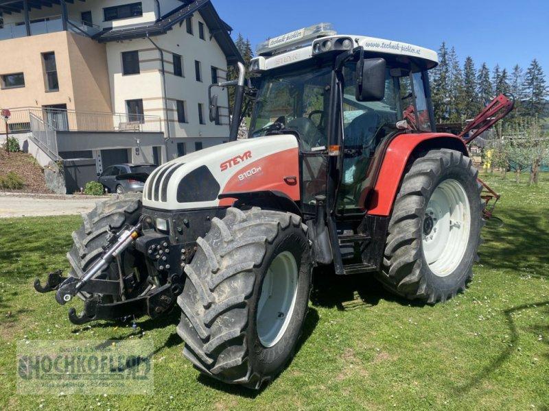 Traktor типа Steyr 9100 M Profi, Gebrauchtmaschine в Wies (Фотография 1)