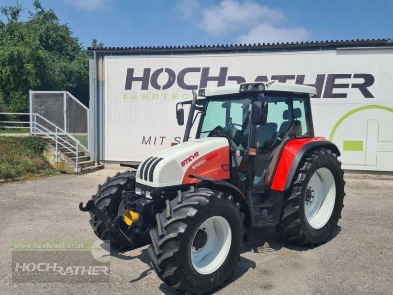 Traktor des Typs Steyr 9100 M Profi, Gebrauchtmaschine in Kronstorf (Bild 1)