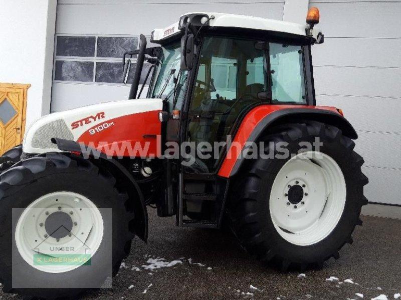 Traktor типа Steyr 9100M PROFIMODELL, Gebrauchtmaschine в Aschbach (Фотография 1)