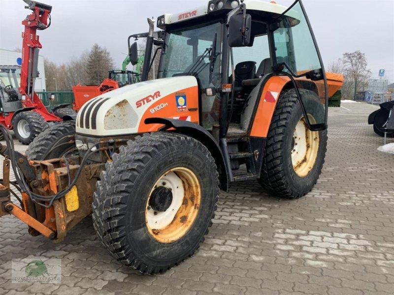 Traktor des Typs Steyr 9100M, Gebrauchtmaschine in Münchberg (Bild 1)