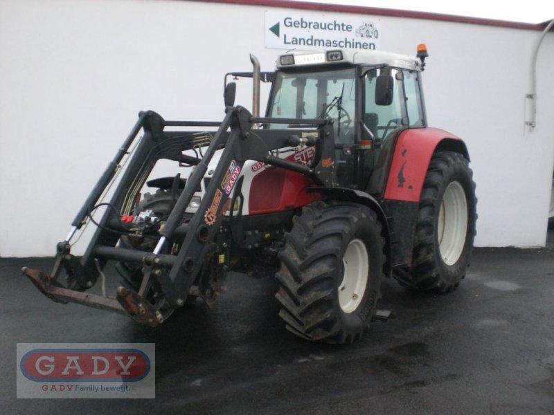 Traktor des Typs Steyr 9105 A Komfort, Gebrauchtmaschine in Lebring (Bild 1)