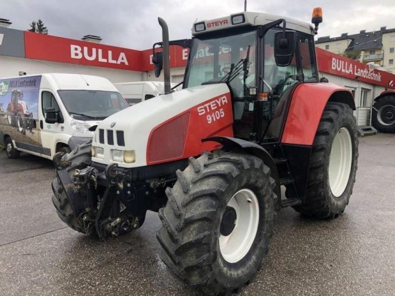 Traktor типа Steyr 9105 a komfort, Gebrauchtmaschine в SIERNING (Фотография 1)