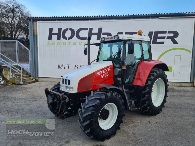 Traktor типа Steyr 9105 A Profi, Gebrauchtmaschine в Kronstorf (Фотография 1)