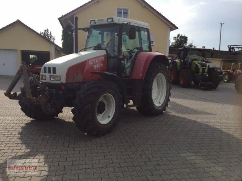 Traktor типа Steyr 9105 A, Gebrauchtmaschine в Titting (Фотография 1)