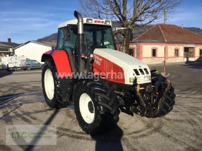 Traktor des Typs Steyr 9105 A, Gebrauchtmaschine in Kirchdorf (Bild 1)