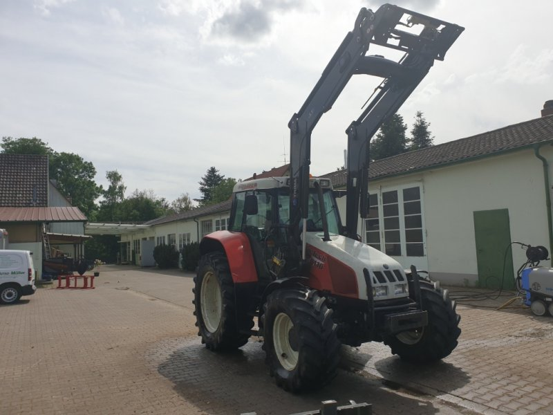 Traktor a típus Steyr 9105 A, Gebrauchtmaschine ekkor: Bühl (Kép 1)