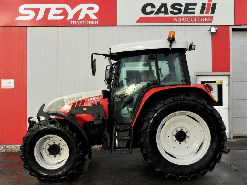 Traktor типа Steyr 9105 MT Profi, Gebrauchtmaschine в Harmannsdorf-Rückersdorf (Фотография 1)