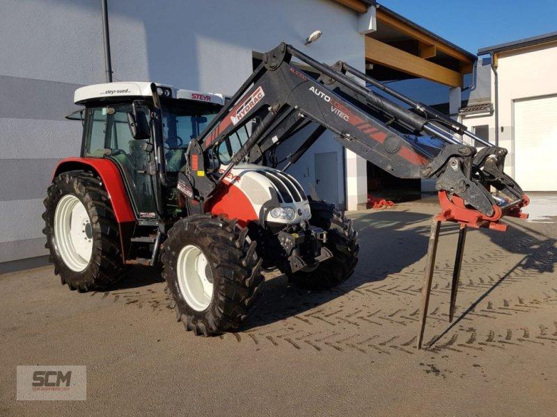 Traktor типа Steyr 9105 MT Profi, Gebrauchtmaschine в St. Marein (Фотография 1)