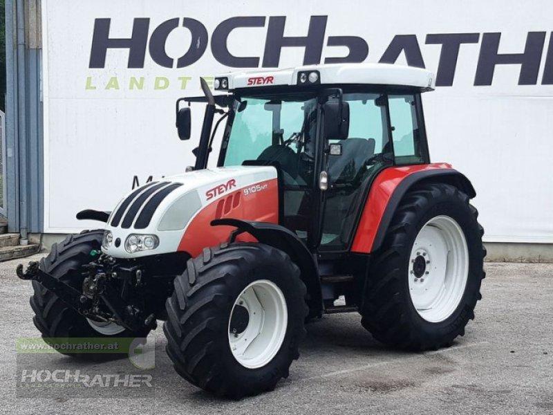 Traktor типа Steyr 9105 MT Profi, Gebrauchtmaschine в Kronstorf (Фотография 1)