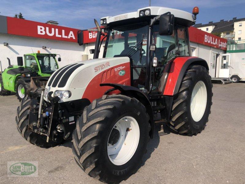 Traktor a típus Steyr 9105 MT Profi, Gebrauchtmaschine ekkor: Sierning (Kép 1)