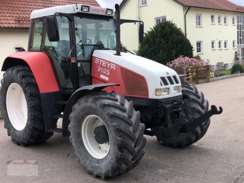 Traktor des Typs Steyr 9105, Gebrauchtmaschine in Schwandorf (Bild 1)