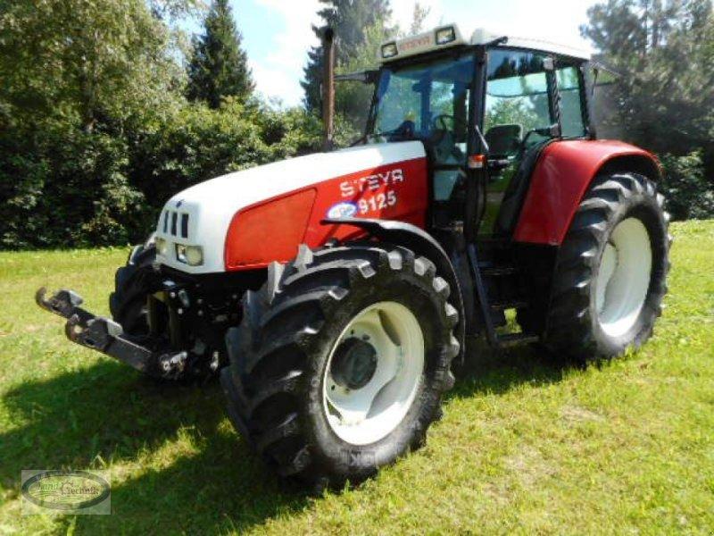 Traktor des Typs Steyr 9125 A Basis, Gebrauchtmaschine in Münzkirchen (Bild 1)