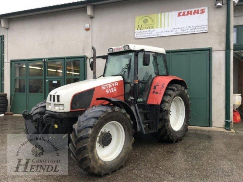 Traktor des Typs Steyr 9125 a komfort, Gebrauchtmaschine in STEPHANSHART (Bild 1)