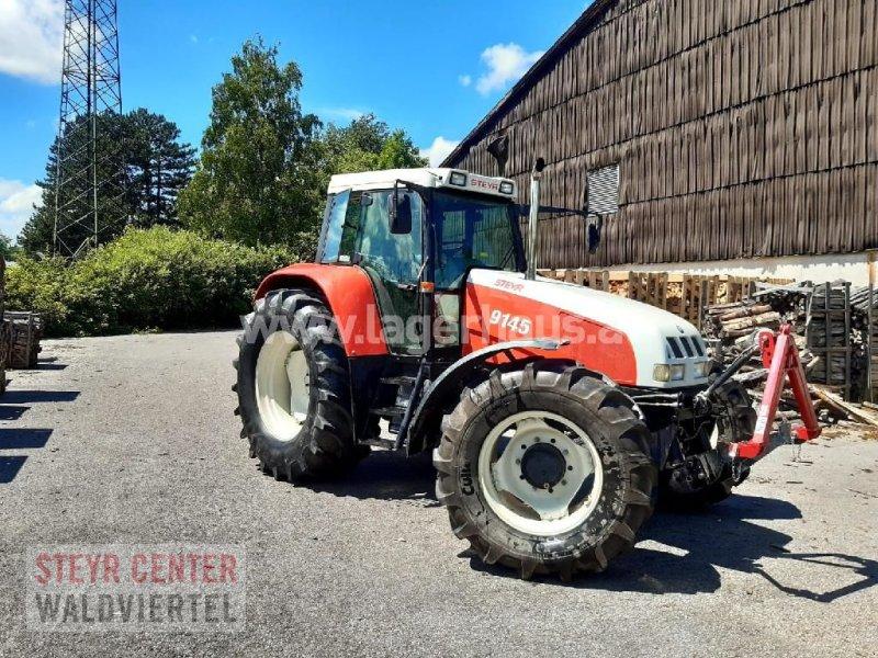 Traktor des Typs Steyr 9125 PRIVATVERKAUF, Gebrauchtmaschine in Gmünd (Bild 1)
