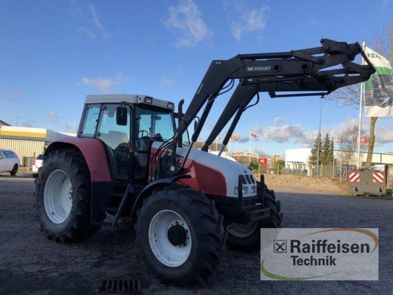 Traktor des Typs Steyr 9125, Gebrauchtmaschine in Bad Oldesloe (Bild 1)
