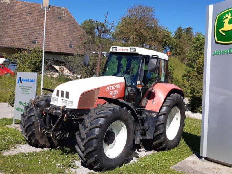 Traktor a típus Steyr 9125a, Gebrauchtmaschine ekkor: Ersingen (Kép 1)